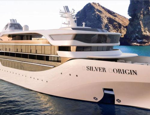 Silversea Cruises takes delivery of the Silver Origin