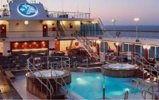 Azamara Cruises sold