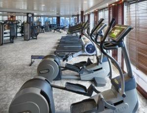 Azamara Fitness Center