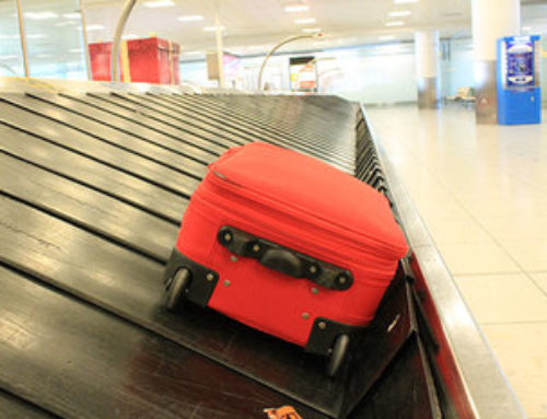 How you might make it to your final destination, but your bags won't.