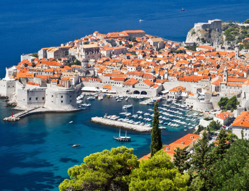Croatia is the first EU country to open to US tourists