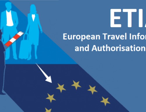 New European entry authorization requirement starts January 1, 2021