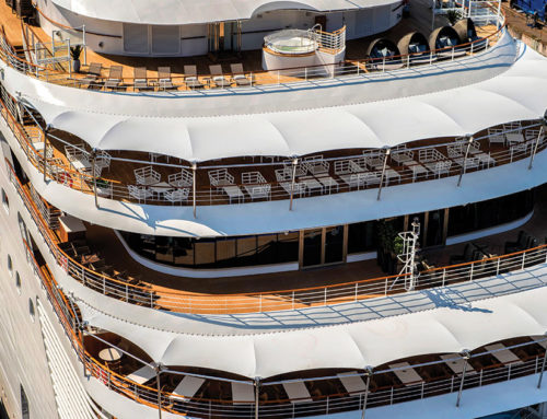 A break for solo travelers on Silversea Cruises