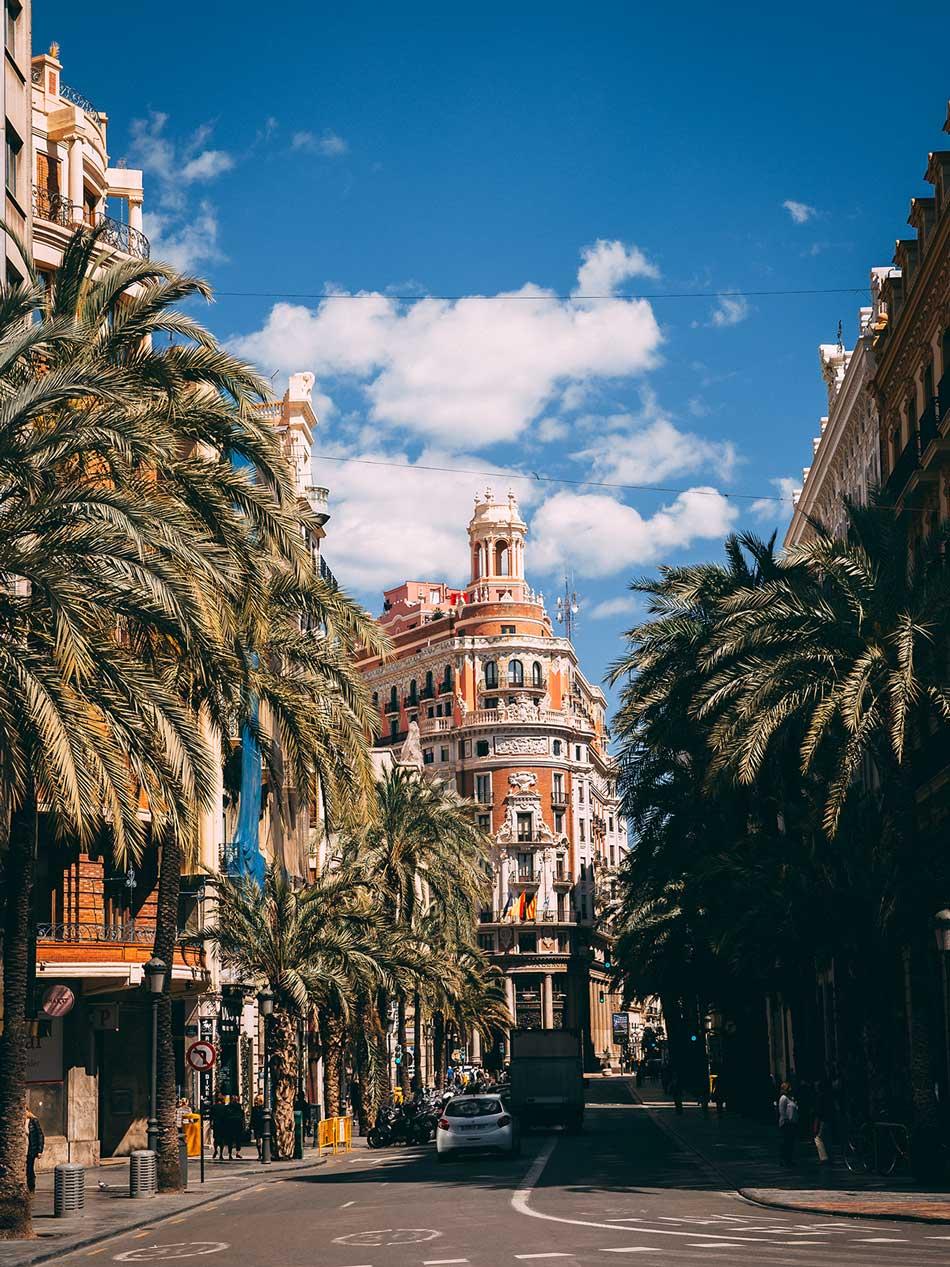 Azamara takes you to Valencia Spain