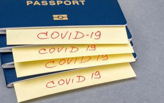 EU Covid travel restrictions